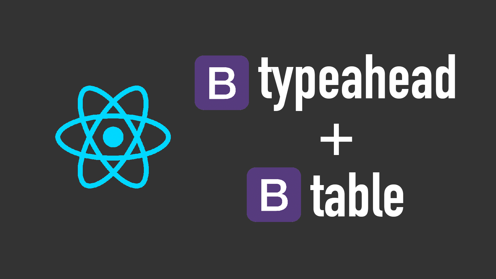 react-typeahead-table