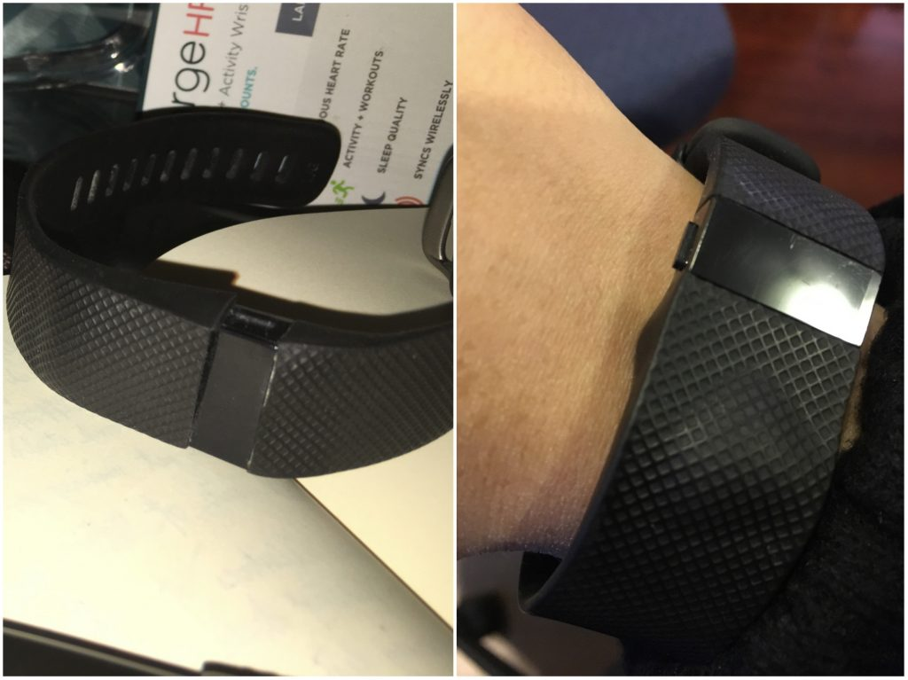 Replace the Strap on a Fitbit Charge HR - Hats Aplenty