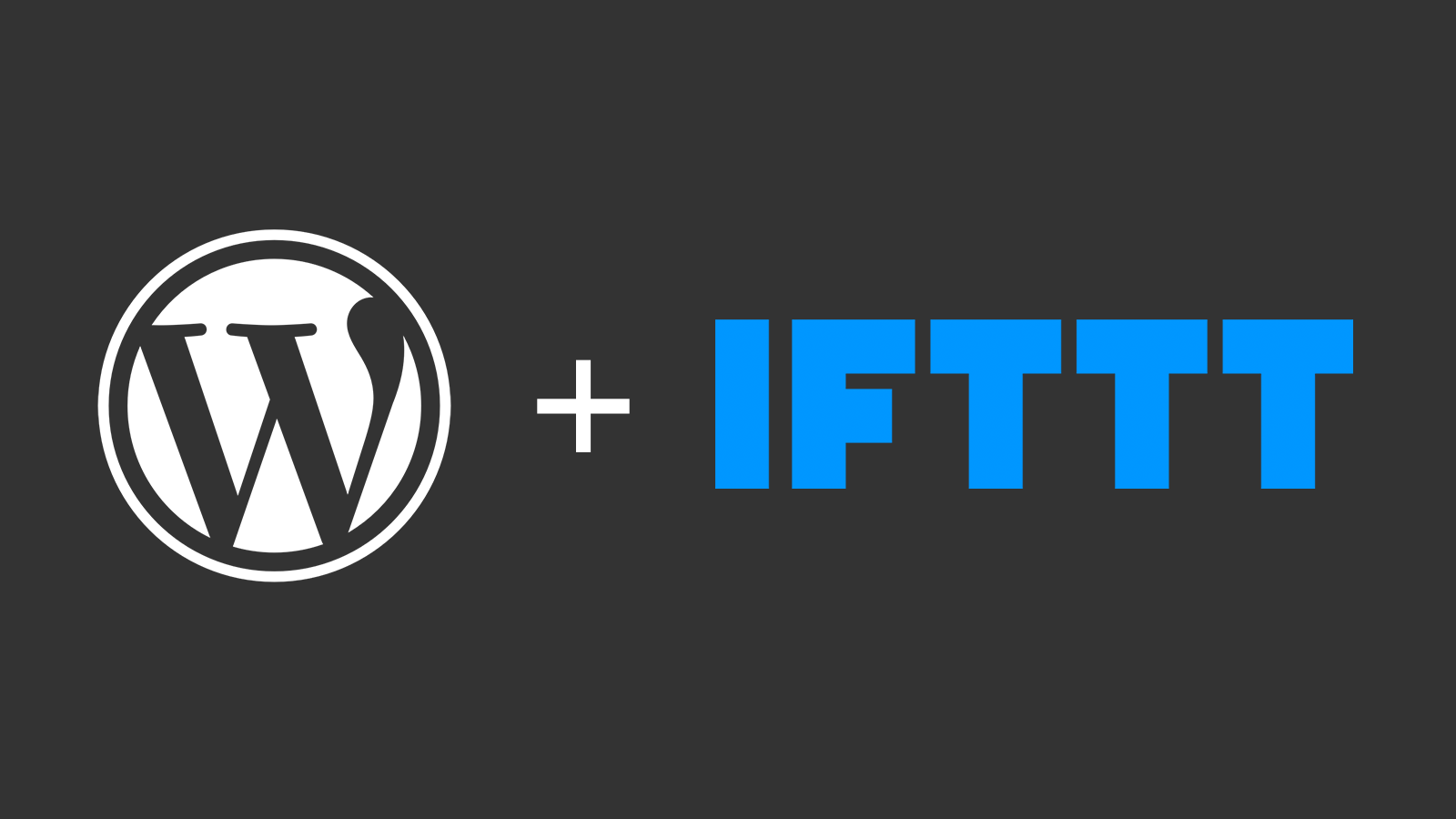 wordpress-ifttt